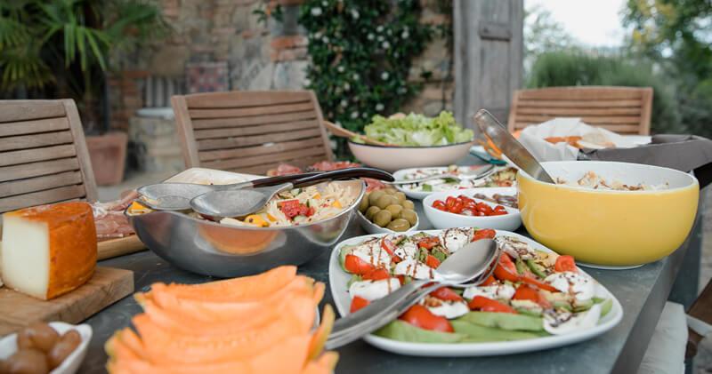 Italian food, longevity and the Mediterranean diet