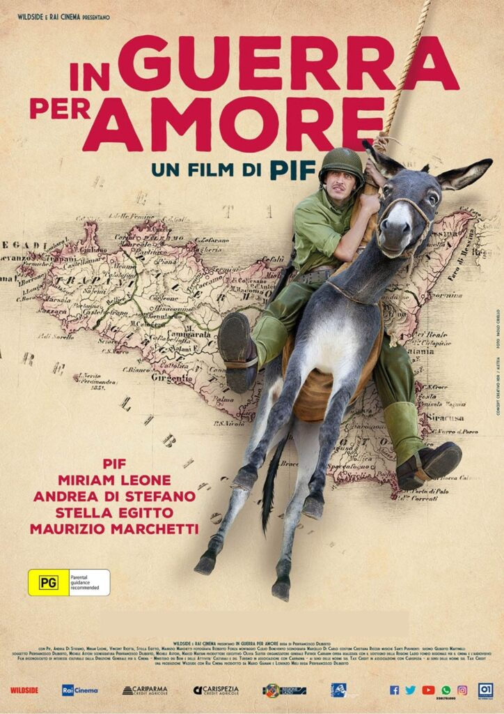 In Guerra Per Amore Poster_Compressed