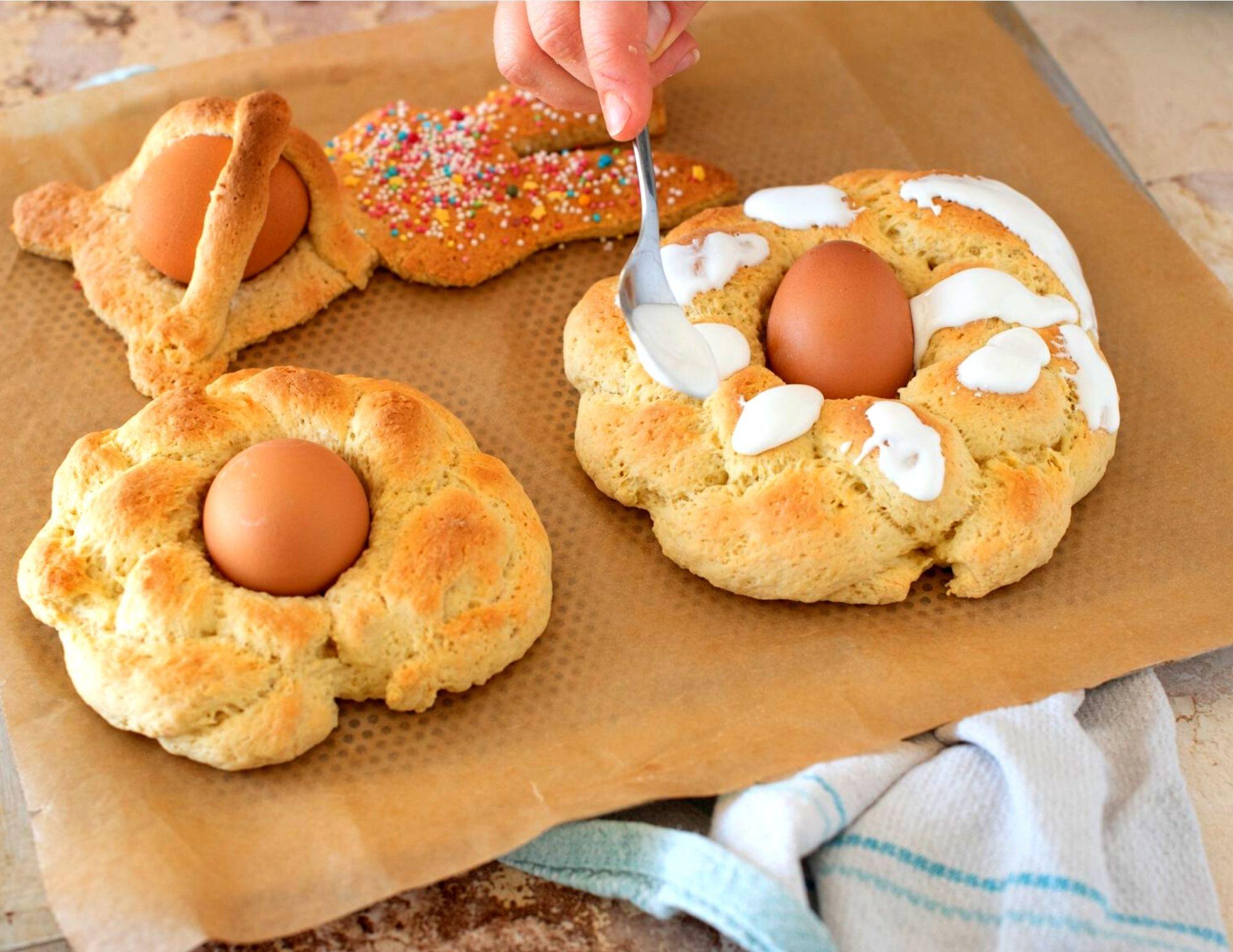 Scorciatelle pugliesi Italian baking