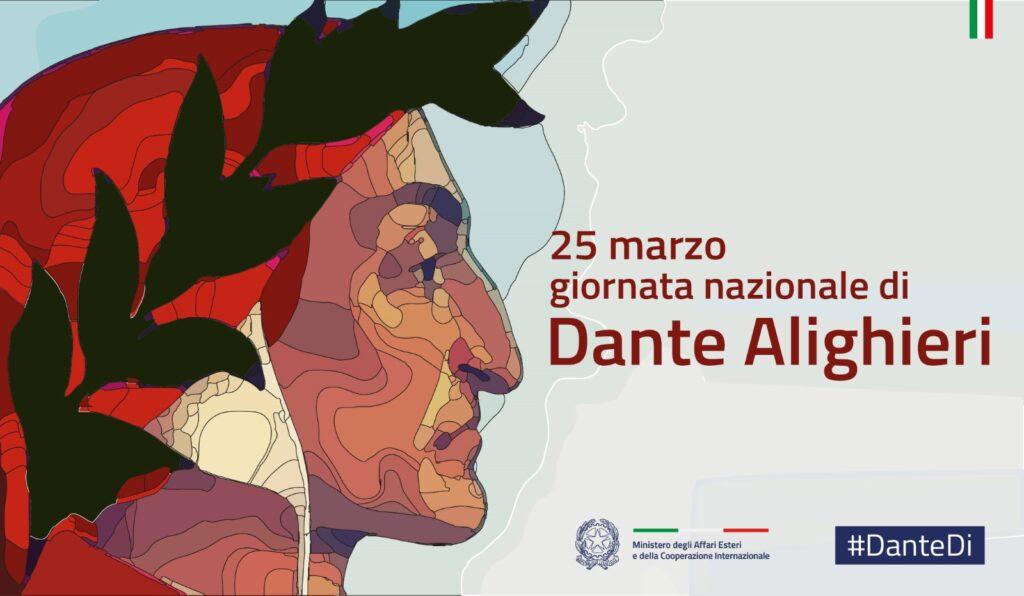 official Dantedì logo