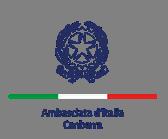 Ambasciata d'Italia Canberra (logo)